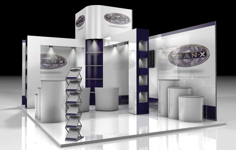 2014國外展臺設計集錦展臺展廳設計 - 展覽展示設計